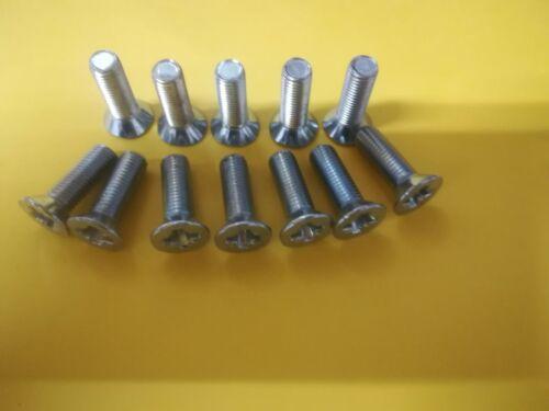 range rover classic 2 /& 4 door door hinge screws 392920