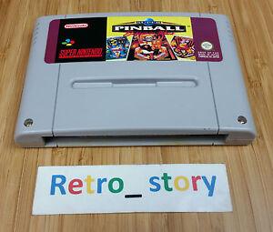 Super-Nintendo-SNES-Super-Pinball-Behind-The-Mask-PAL-FAH