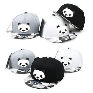 52~54Cm Panda Teamlife Baby Children Kids Boys Girls Baseball Cap ... 3d75d39548f