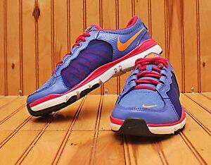2012 Nike Flex TR2 Size 6.5 - Pink Lavender White - 511332 586