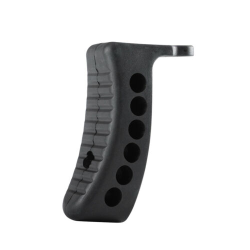 "Tactical 1/"" Recoil Rubber Buttpad Recoil Butt Pad Black Hunting Gun Accessories"
