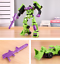 New-Deformabl-Engineering-Truck-Robot-Combiner-Devastator-Action-Figure-8-Toys thumbnail 12