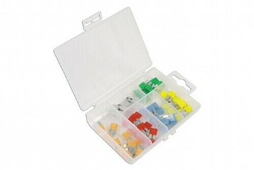 Connect 37158  Micro 2 Blade Fuse Assorted Box 60 Pieces