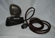 50er 60er Altes Studiomikrofon Philips gusseisern Mikrofon 50s 60s