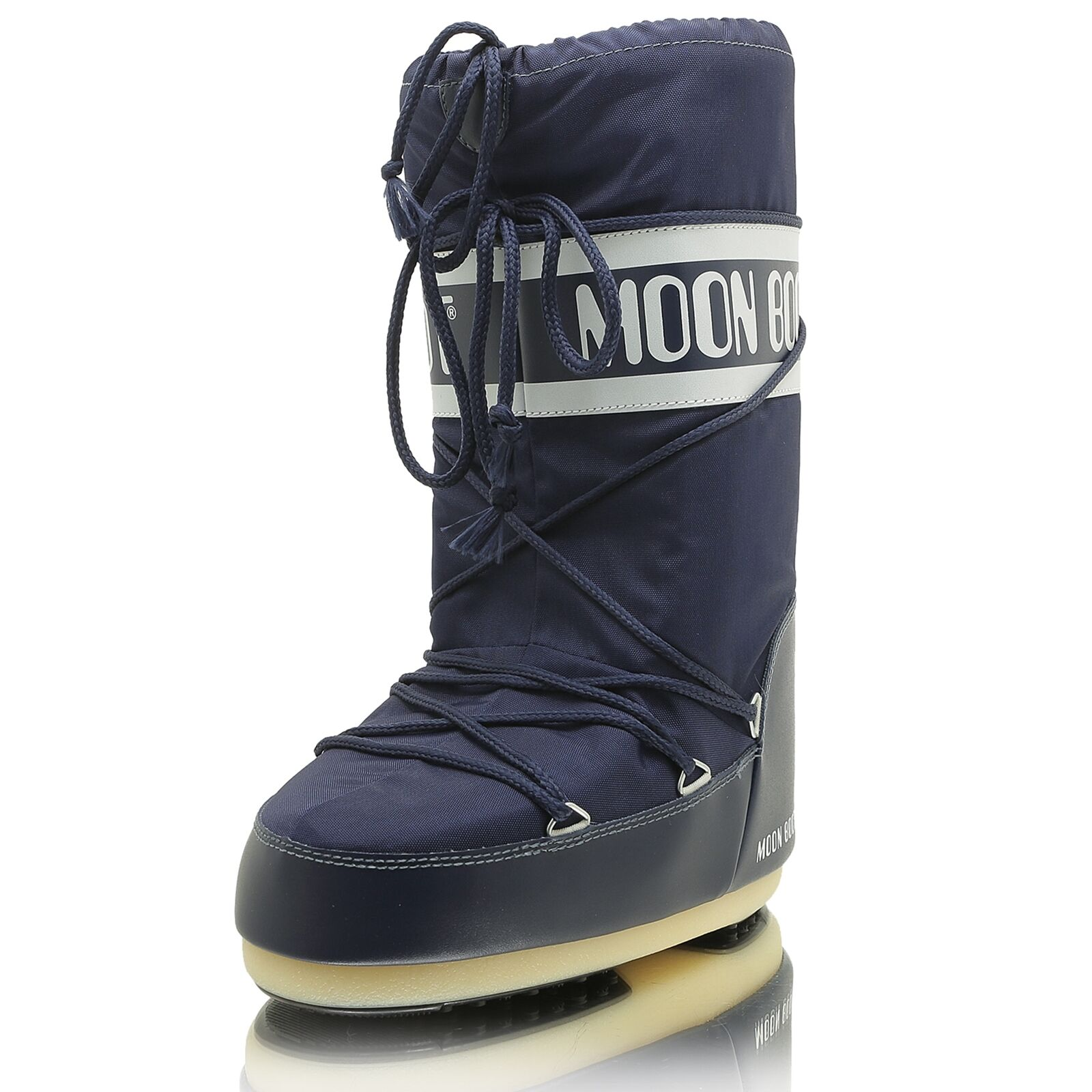 Moon bota Moon bota bota bota nylon azul  barato