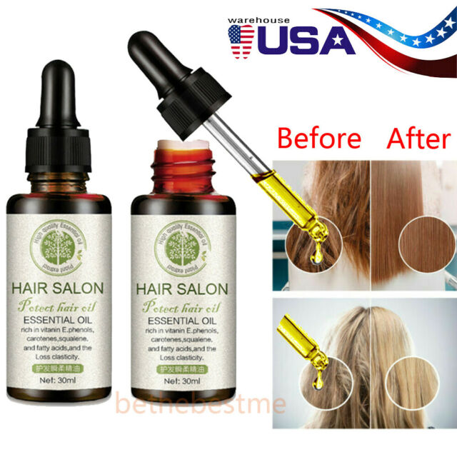 Moisturizing Hair Care Essential Oil Natural Care Treatment Hair Salon 30ml For Sale Online Ebay