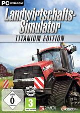 Agrícola simulador Titanium-Edition