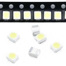 100pcs 3528 White Ultra Bright Light Diode 1210 Smd Led Plcc 2 20ma Led Lightus