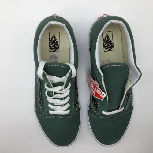 Vans Skool Pato Hombre Negro Verde Old Zapatos qqSPa
