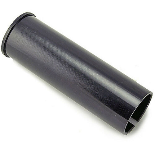 OMNI Racer Worlds Lightest Seatpost Adapter Shim Coverts 30.9mm to 27.2mm Black
