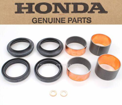 New Genuine Honda Fork Seal and Bushing Kit 03-15 ST1300 P A PA #V170 See Note