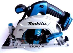 New-Makita-18V-XSH03-Cordless-Brushless-6-1-2-034-Circular-Saw-W-Blade-LXT