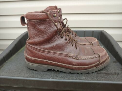 Russell moccasin boots 10.5EE
