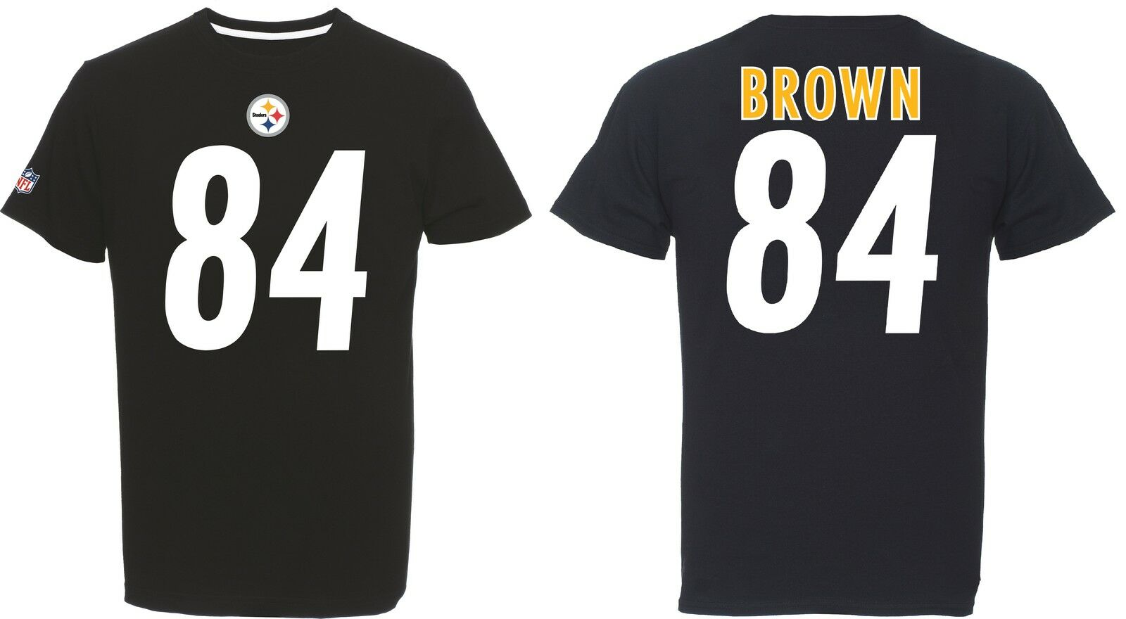 NFL T-shirt Pittsburgh Steelers Antonio marrone 84 Receiver MAGLIA