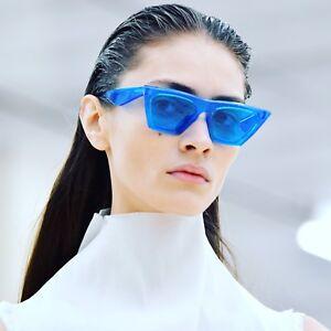97c43be78c8 Celine Edge CL 41468 S GEG TR Blue Grey Lens Women Sunglasses 51mm ...
