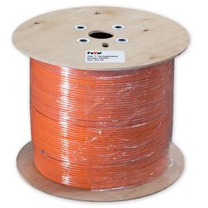 500-m-CAT-7-Verlegekabel-Duplex-Netzwerkkabel-Kupfer-LAN-1000Mhz-S-FTP6-5-Kat-7