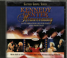 """KENNEDY CENTER HOMECOMING""....""GAITHER GOSPEL SERIES""......OOP GOSPEL CD"