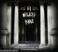 MY SILENT WAKE-THE ANATOMY OF MELANCHOLY (*NEW-2-CD, 2013) Christian Doom Metal