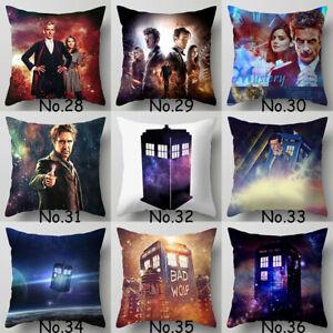 Home-Decor-TV-Doctor-Who-Pillowcase-Sofa-Car-Waist-Pillow-Case-Cushion-Cover