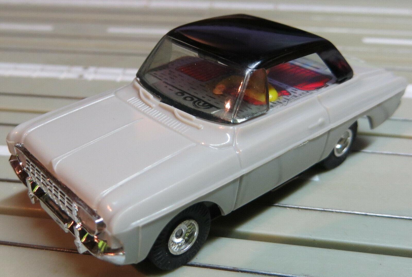 Faller Ams Ford 20 M con Motore di Blocco + 4 Nuovo Repro