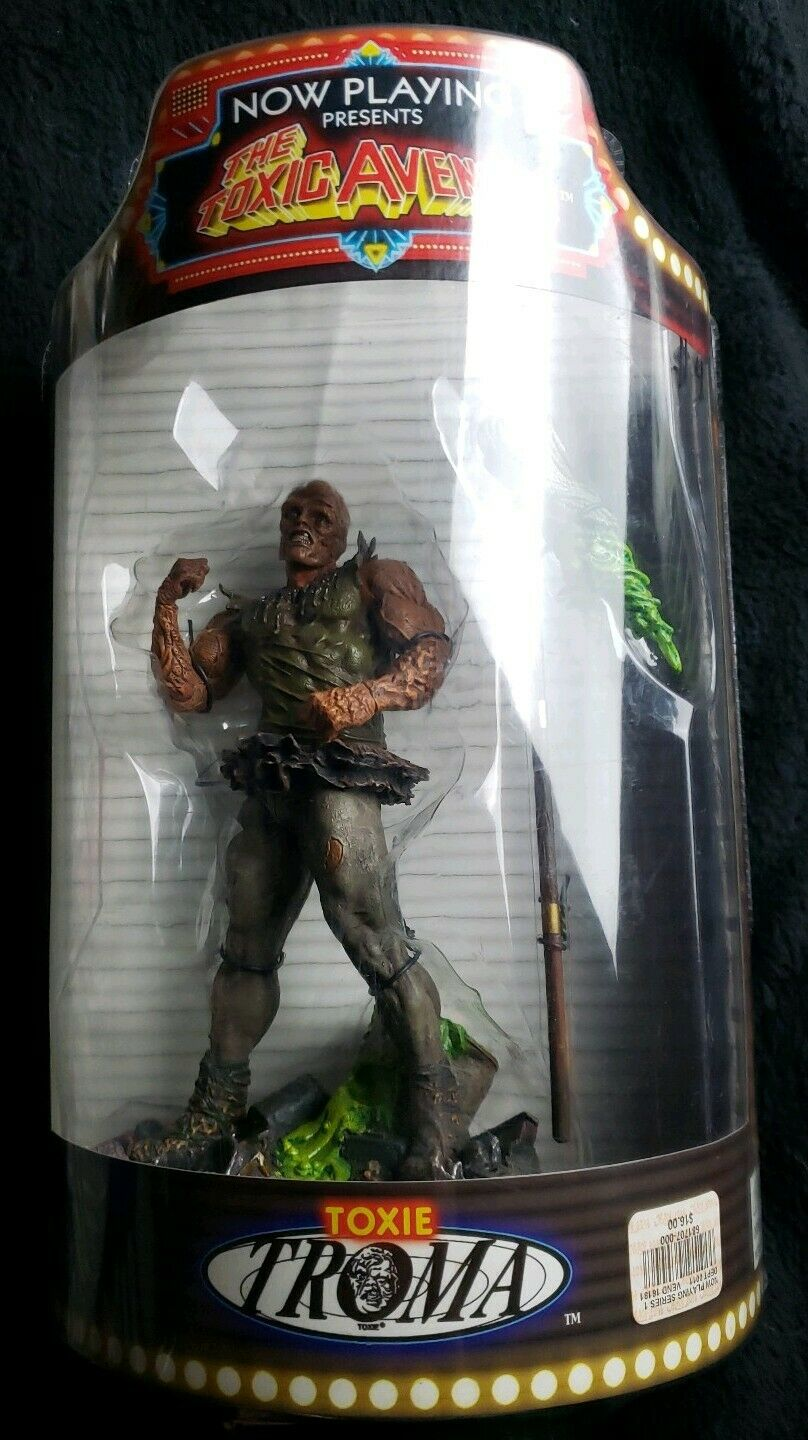 Now Playing presents the toxic adventure Series two 2004 collectible