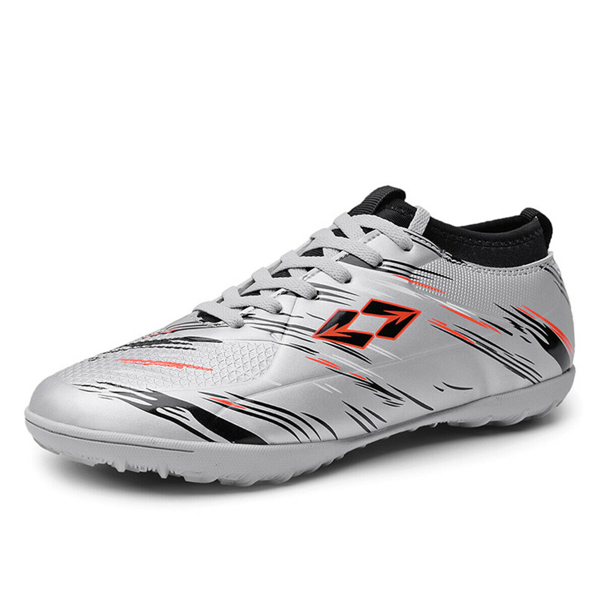 2019 New Fashion Athletic Mens Low Top Non-slip Soccer Football shoes Sports Hot