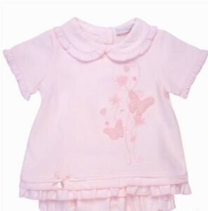 0e1621d718b5 Designer COCO Baby Girls Dress and Pants Set Pink WAS £42 NOW £22 ...