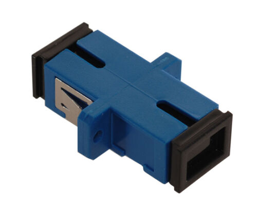 4583 Fiber Coupler Single Mode SC//UPC Simplex Adapter 6 Pack