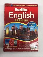 Please Read Before Buyinglearn It Now English Language Premier - Software Dvd