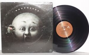 Moonquake-Self-Titled-LP-Promo-VG-1974-Fantasy-Records-Plays-Well-F-9450