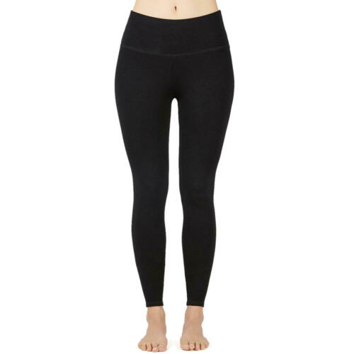 WOMEN/'S FRENCH TERRY LUXE LEGGING BY MEMBER/'S MARK~VARIETY COLORS /& SIZE NEW