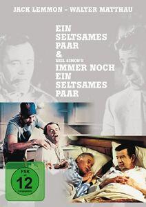 EIN-SELTSAMES-PAIA-Sempre-JACK-LEMMON-Matthau-2-DVD
