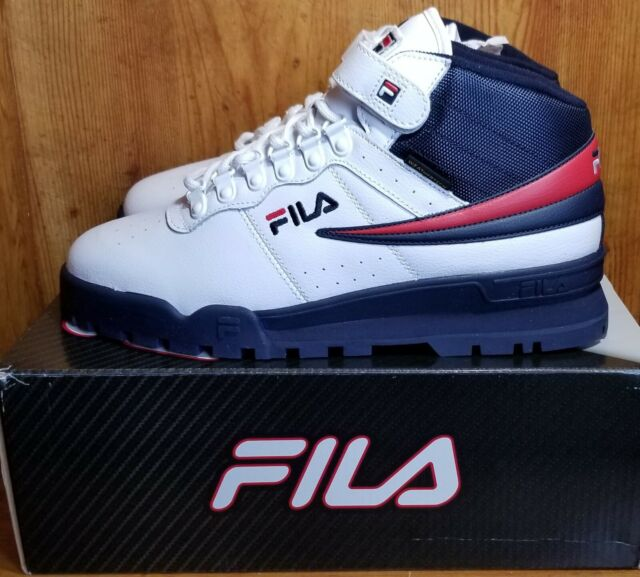 FILA Men's F 13 Weather Tech SNEAKERS BOOTS Hiking Winter Shoes Size 11