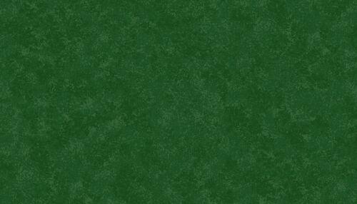 Makower 'Spraytime Half or Whole ... Christmas Green' 100/% Cotton Fat Quarter