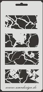 Scrapbooking gabarit s-135 étiquettes vintage ~ stencil ~ umr-DESIGN  </span>