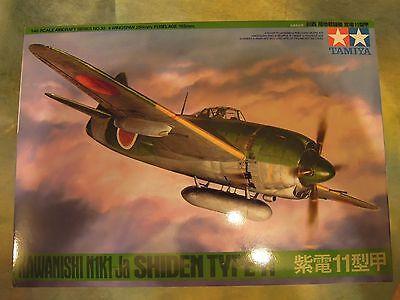 Kawanishi N1K1-Ja Type 11 Shiden George Tamiya 61038 1:48