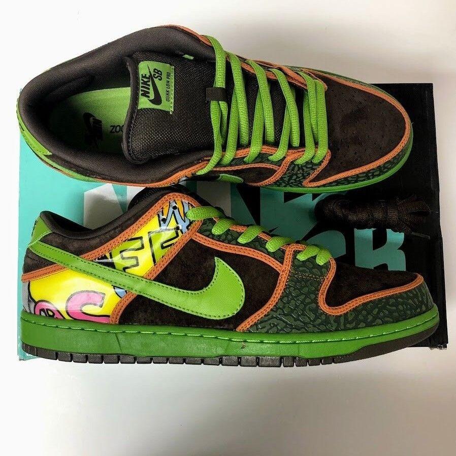 Nike Dunk Low SB De La Soul PRM QS Sz 13