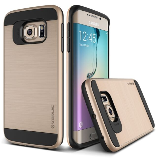 New VERUS VERGE Dual Layer Case for Samsung Galaxy S6 EDGE [Made in korea]