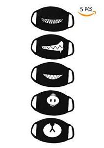 masque anti poussiere motif