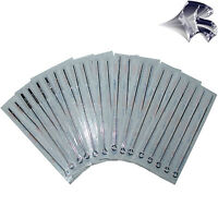 Assorted Tattoo Needles (box Of 50) - 10 Different Sizes