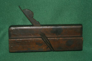 FINE-USER-Antique-WARRANTED-3-8-034-Bead-Woodworking-Moulding-Plane-Inv-PH11