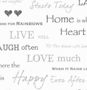 Love Words Quotes Wallpaper Family Happiness Blessed Black White