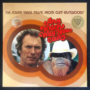 CLINT-EASTWOOD-Any-Which-Way-You-Can-LP-Soundtrack-1st-Promo-HS-3499-NM-Hype