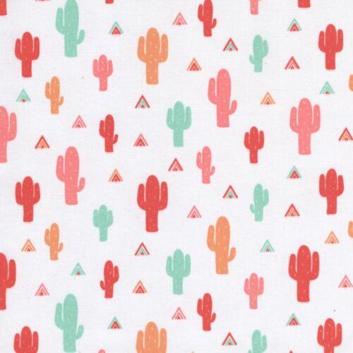 BE BRAVE 100/% COTTON FABRIC children boys OWLS native American Cherokee cactus