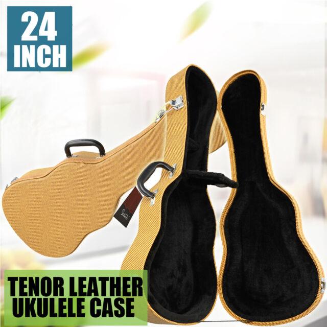24 Inch Deluxe Ukulele Case Bag Concert Padded Bag Uke 4 Strings Portable For Sale Online Ebay