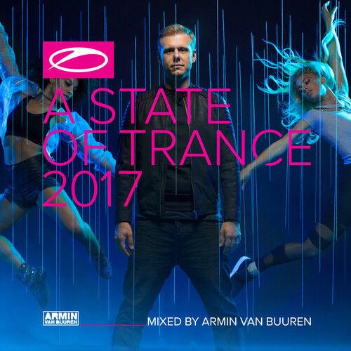 Armin van Buuren - State Of Trance 2017 [New CD] Holland - Import