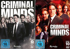 Criminal Minds - Die komplette 9. + 10. Staffel                      | DVD | 444