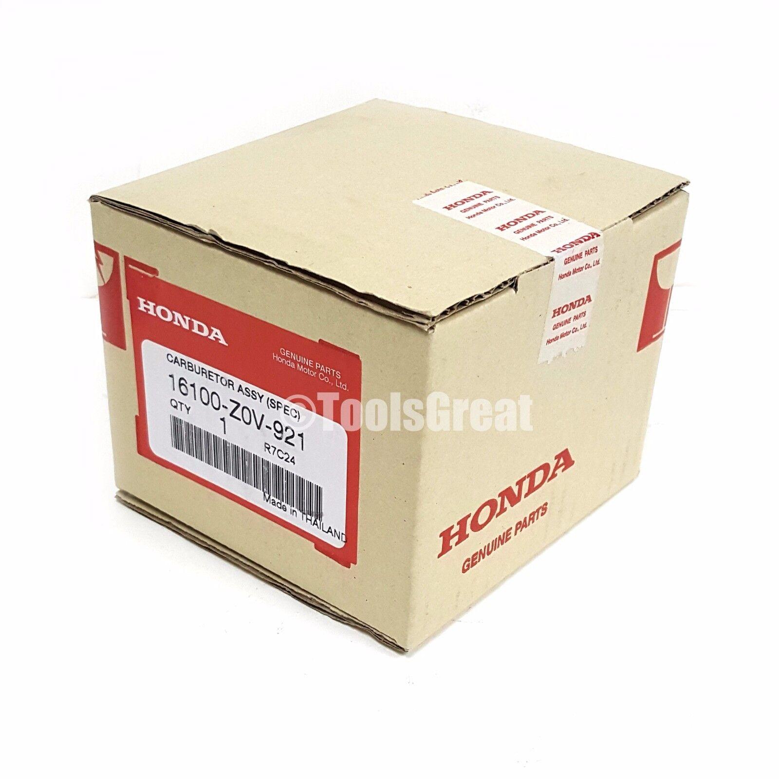 Genuine Honda Motor 16100-Z0V-921 GX200 6.5hp Cochebureator CocheB GX 200
