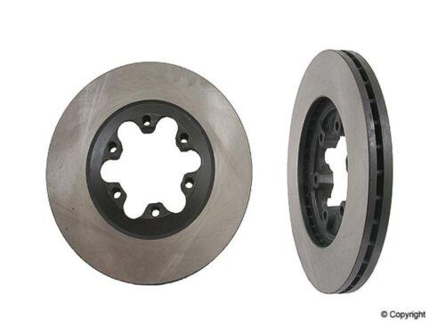 Disc Brake Rotor-Original Performance Front WD EXPRESS 405 09095 501