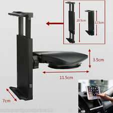 360° Rotating Car Mount Dashboard Cradle Holder Stand for iPad Sumsang Tablet
